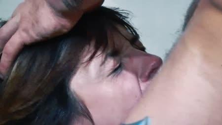 flogging naked women scene