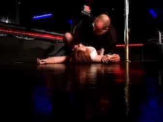 Audition video clip Stripper