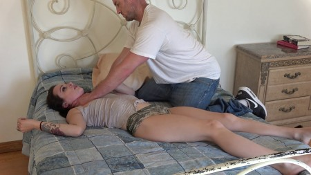 Late on rent blowjob free clip
